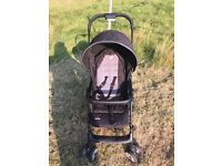 Joie pushchair and car seat