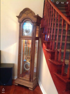 Grandfather Clock ( Price is FIRM at $1400.00)
