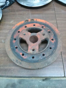 Small Block Chevy 400 harmonic balancer