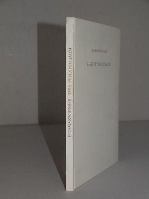Der Pfirsichbaum und andere Erzählungen - Hermann Hesse - limitiert Lyrik - 1945