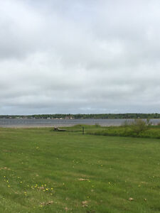 UNOBSTRUCTED VIEW OF COCAGNE BAY!!!
