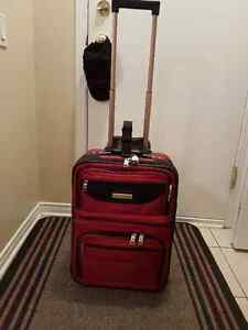 Suitcase on wheels for sale!