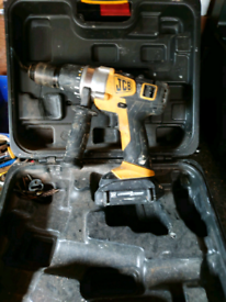 Jcb lithium drill only