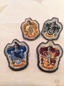 Plastic Harry Potter Hogwarts House Rings