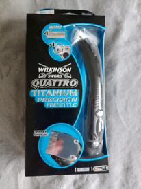 Wilkinson Sword Men's Shaver/ Trimmer
