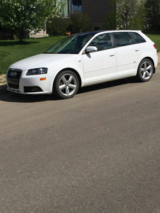 2006 Audi A3 2.0 Turbo Panoramic roof (S-tronic) low km's