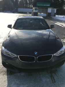 2016 BMW 428i Lease takeover $2000 Cash incentive