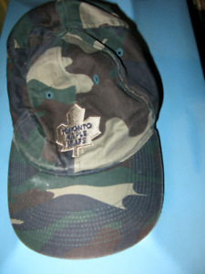 Toronto Maple Leafs Camouflage Cap