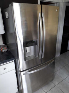 French Door Kenmore Fridge