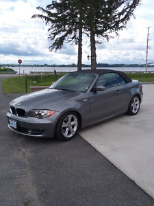 2009 BMW 128I-Series Convertible
