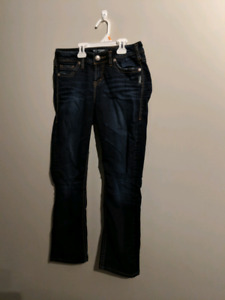 Silver jeans 27/25