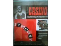 Complete casino set
