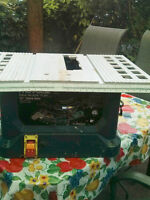 """PRO-PULSE 10"""" Table saw"""