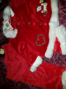 New Girls Christmas outfit