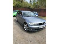 2006 BMW 120 2.0TD d Sport+ 44k+excellent condition+rare miles+ audi a3