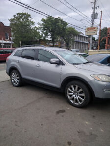 2008 Mazda cx9 ,7 seater leather DVD, NAVI , only $6499!!!!!