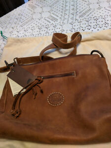 Roots Sienna Crossbody Bag in Tribe