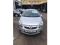 Vauxhall Corsa 1.4iauto 58 plate SXi