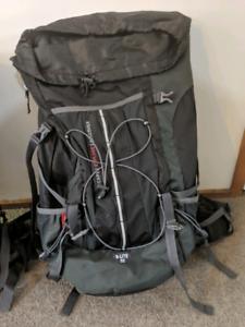 2x Black Wolf B Lite 55L Hiking Backpack 70$ each