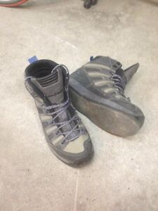 Patagonia Felt Sole Fly Fishing Boots