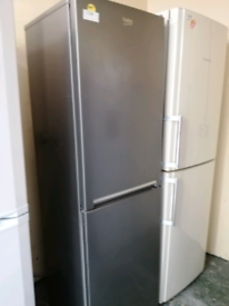 Beko Fridge freezer 4 drawers silver at Recyk Appliances