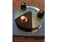 Fuzz Face mini silicone Jim Dunlop Guitar Pedal