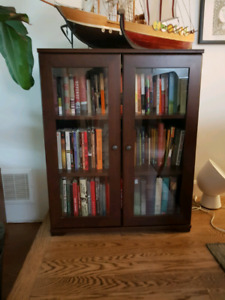 Bookcases, Sideboard, Poang chairs, side table