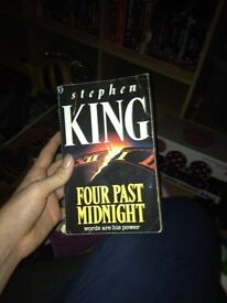 Four past midnight book written by Stephen King