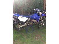 Yamaha yz 85 2006 big wheel
