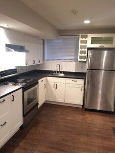 One Bedroom Bsmt Suite for Rent March 1st