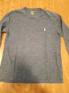 Brand name men's clothing size small