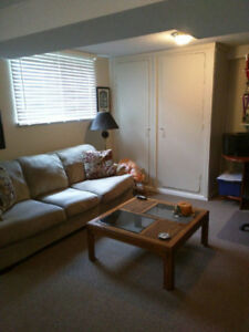 One bedroom basement for rent - Newmarket