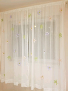 Pottery Barn Nursery Curtains