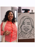 Caricatures - Personalized special gift for your guests