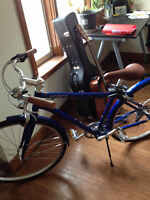 STOLEN 2015 NORCO CITY GLIDE 7 GEAR SMALL BLUE