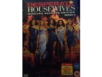 Desperate Housewives Season 4 DVD