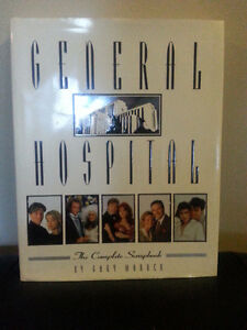 General Hospital: The Complete Scrapbook by Gary Warner
