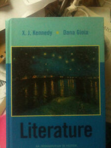 Literature - An Introduction to Fiction, Poetry and Drama