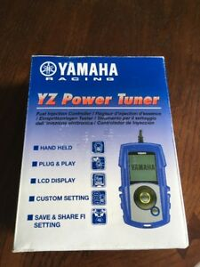 Yamaha yz wr Power tuner