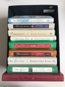 Paul Evans Inspirational Novels