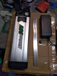 batterie Lithium 36V pour vélo électrique
