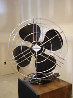 Antique Electric Oscillating Fan