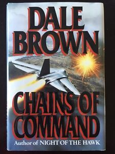 Chains of Command by Dale Brown (Hardcover) West Island Greater Montréal image 1