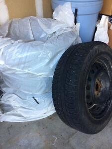 snow tires for sale London Ontario image 2
