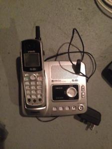 Vtech ia5863 - 5.8 GHz Cordless Phone