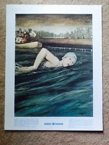 Over 250 1970's Prints Prudential Great Moments Canadian Sports London Ontario image 10