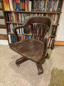 Banker's Chair
