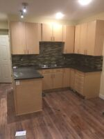 Airdrie basement suite available August 8th