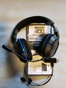Turtle Beach wireless headset