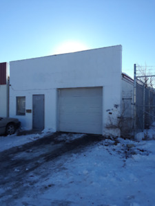 shop /warehouse and compound rental